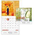 Cocktails Wall Calendars